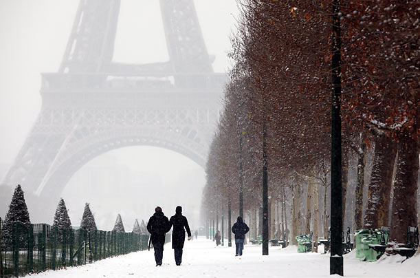 Going For A Stroll