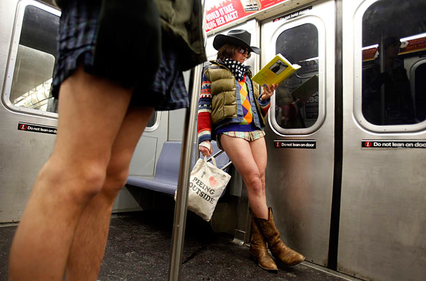 Average Day In New York