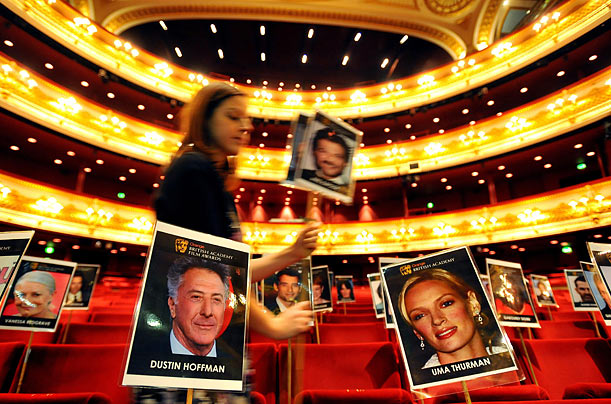 Assigned Seats