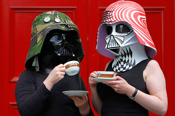 Imperial Tea Time
